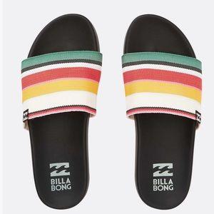 Billabong sandal slides